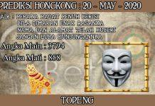 PREDIKSI TOGEL HONGKONG HARI RABU 20 MAY 2020