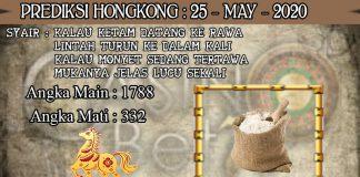 PREDIKSI TOGEL HONGKONG HARI SENIN 25 MAY 2020