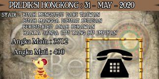 PREDIKSI TOGEL HONGKONG HARI MINGGU 31 MAY 2020