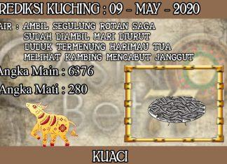 PREDIKSI TOGEL KUCHING HARI SABTU 09 MAY 2020