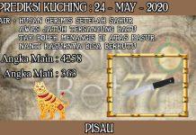 PREDIKSI TOGEL KUCHING HARI MINGGU 24 MAY 2020