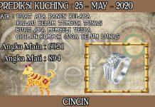 PREDIKSI TOGEL KUCHING HARI SENIN 25 MAY 2020