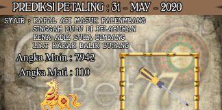 PREDIKSI TOGEL PETALING HARI MINGGU 31 MAY 2020