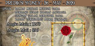 PREDIKSI TOGEL SYDNEY HARI SELASA 26 MAY 2020
