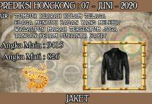 PREDIKSI TOGEL HONGKONG HARI MINGGU 07 JUNI 2020