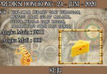 PREDIKSI TOGEL HONGKONG HARI RABU 24 JUNI 2020