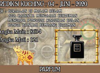 PREDIKSI TOGEL KUCHING HARI KAMIS 04 JUNI 2020