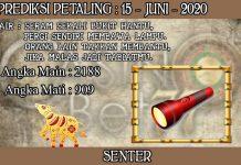 PREDIKSI TOGEL PETALING HARI SENIN 15 JUNI 2020