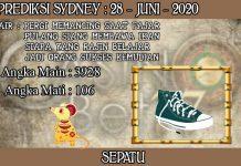 PREDIKSI TOGEL SYDNEY HARI MINGGU 28 JUNI 2020