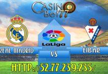 PREDIKSI REAL MADRID VS EIBAR 15 JUNI 2020
