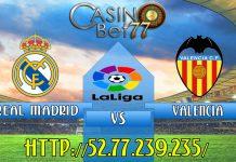 PREDIKSI REAL MADRID VS VALENCIA 19 JUNI 2020
