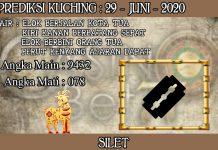 PREDIKSI TOGEL KUCHING HARI SENIN 29 JUNI 2020