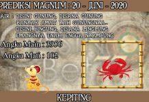 PREDIKSI TOGEL MAGNUM4D HARI SABTU 20 JUNI 2020