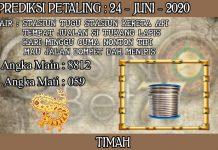 PREDIKSI TOGEL PETALING HARI RABU 24 JUNI 2020