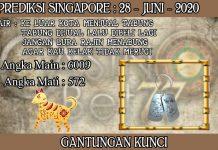 PREDIKSI TOGEL SINGAPORE HARI MINGGU 28 JUNI 2020