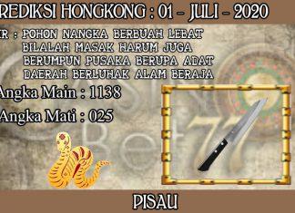 PREDIKSI TOGEL HONGKONG HARI RABU 01 JUNI 2020