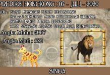 PREDIKSI TOGEL HONGKONG HARI SELASA 07 JUNI 2020