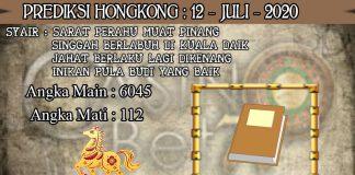 PREDIKSI TOGEL HONGKONG HARI MINGGU 12 JUNI 2020