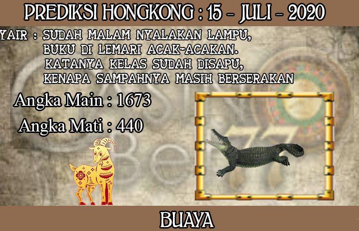 PREDIKSI TOGEL HONGKONG HARI RABU 15 JUNI 2020