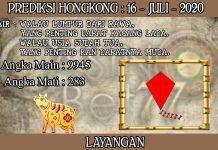 PREDIKSI TOGEL HONGKONG HARI KAMIS 16 JUNI 2020
