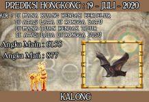 PREDIKSI TOGEL HONGKONG HARI MINGGU 19 JUNI 2020