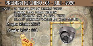 PREDIKSI TOGEL KUCHING HARI MINGGU 05 JULI 2020