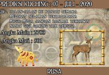 PREDIKSI TOGEL KUCHING HARI SELASA 07 JULI 2020