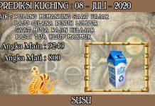 PREDIKSI TOGEL KUCHING HARI RABU 08 JULI 2020