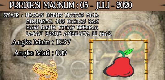 PREDIKSI TOGEL MAGNUM4D HARI MINGGU 05 JULI 2020