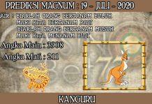 PREDIKSI TOGEL MAGNUM4D HARI MINGGU 19 JULI 2020