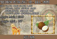 PREDIKSI TOGEL PETALING HARI KAMIS 02 JULI 2020