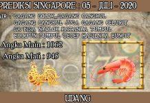 PREDIKSI TOGEL SINGAPORE HARI MINGGU 05 JULI 2020