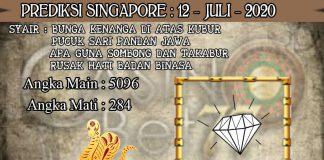 PREDIKSI TOGEL SINGAPORE HARI MINGGU 12 JULI 2020