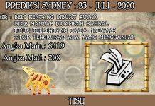 PREDIKSI TOGEL SYDNEY HARI KAMIS 23 JULI 2020