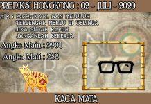 PREDIKSI TOGEL HONGKONG HARI KAMIS 02 JUNI 2020