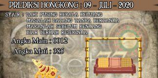 PREDIKSI TOGEL HONGKONG HARI KAMIS 09 JUNI 2020