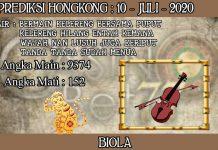 PREDIKSI TOGEL HONGKONG HARI JUMAT 10 JUNI 2020