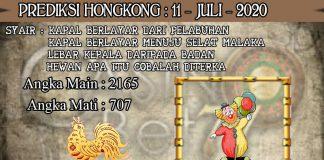 PREDIKSI TOGEL HONGKONG HARI SABTU 11 JUNI 2020
