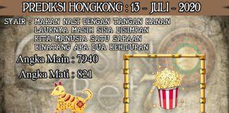 PREDIKSI TOGEL HONGKONG HARI SENIN 13 JUNI 2020