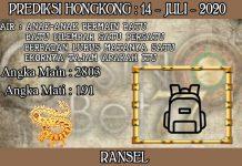 PREDIKSI TOGEL HONGKONG HARI SELASA 14 JUNI 2020