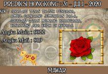 PREDIKSI TOGEL HONGKONG HARI JUMAT 31 JULI 2020