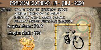 PREDIKSI TOGEL KUCHING HARI SENIN 13 JULI 2020