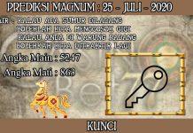 PREDIKSI TOGEL MAGNUM4D HARI SABTU 25 JULI 2020