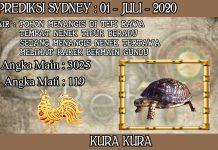 PREDIKSI TOGEL SYDNEY HARI RABU 01 JULI 2020