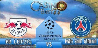 Prediksi Liga Champions RB Leipzig vs PSG 19 Augustus 2020