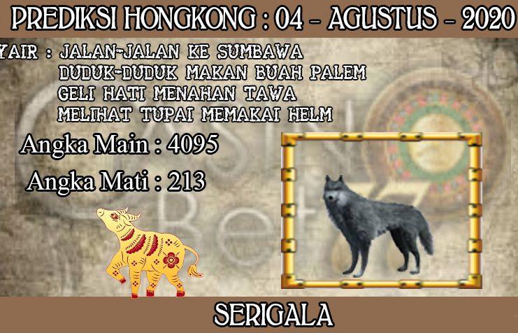 PREDIKSI TOGEL HONGKONG HARI SELASA 04 AGUSTUS 2020