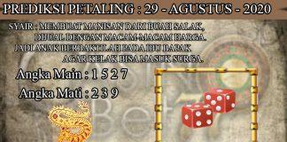 PREDIKSI TOGEL HONGKONG HARI SABTU 29 AGUSTUS 2020