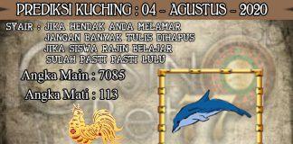 PREDIKSI TOGEL KUCHING HARI SELASA 04 AGUSTUS 2020