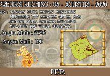 PREDIKSI TOGEL KUCHING HARI RABU 05 AGUSTUS 2020