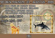 PREDIKSI TOGEL MAGNUM4D HARI MINGGU 23 AGUSTUS 2020